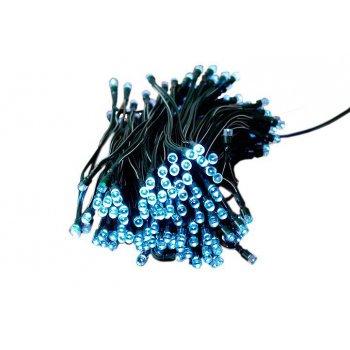 Zahradní světelný řetěz Garth - 200x LED dioda studená bílá D00221