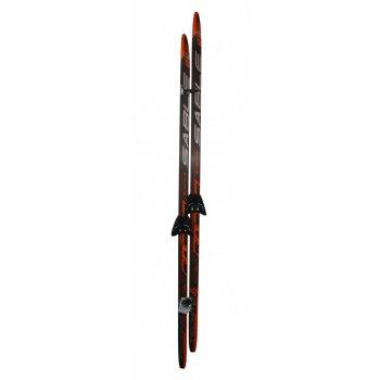 Běžecký set - lyže + vázání 75 mm - 170 cm AC05418