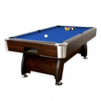 Kulečníkový stůl pool billiard kulečník 7 ft - s vybavením M01391