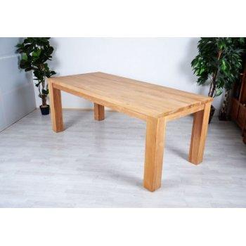 Zahradní dřevěný stůl z týkového dřeva 180 x 90 x 77cm D02027