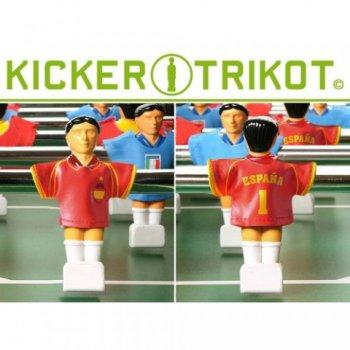 Sada fotbalových dresů – Španělsko M02036