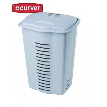 Plastový koš na prádlo 60 l luna CURVER R30427