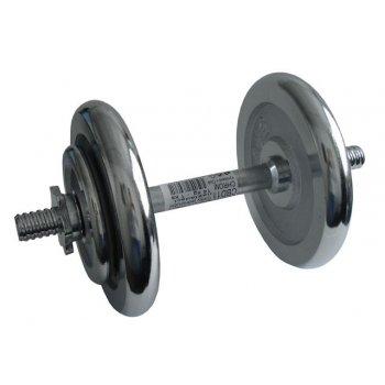 Činka nakládací, jednoruční, chromová - 14 kg AC04559