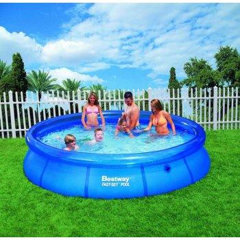 Zahradní bazén samostavěcí 366 x 76 cm AC05611