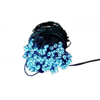 Zahradní světelný řetěz Garth - 100x LED dioda studená bílá D00214