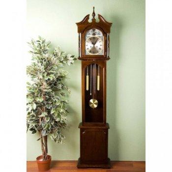 Stojací hodiny pendlovky EUROPA - 196 cm M01382