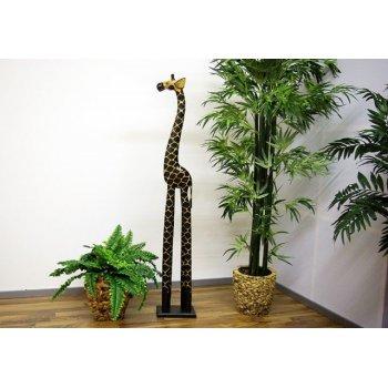 Ghana Žirafa 28 x 18 x 150 cm D00474