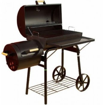 BBQ gril Garth na dřevěné uhlí, extra velký, 32 kg D02344