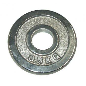 Kotouč chrom 0,5 kg - 25 mm AC04747