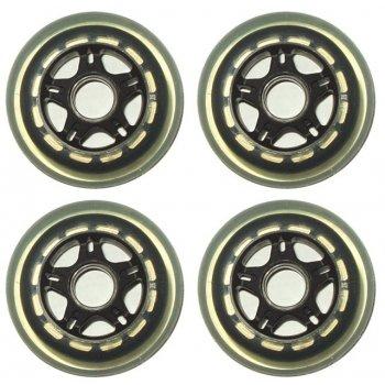 Náhradní kolečka do kolečkových bruslí 64 x 24 mm AC27483