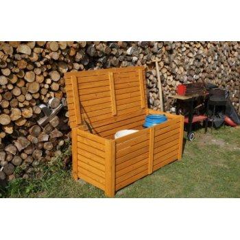 BOX na podušky dřevěný R30150