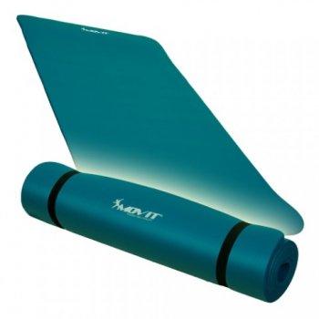 Podložka na jógu 190 x 60 x 1,5 cm, modrá M02305