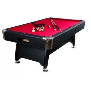 Kulečníkový stůl pool billiard kulečník 8 ft s vybavením M09515