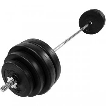 Obouruční činkový set 60,5 kg MOVIT® M09619