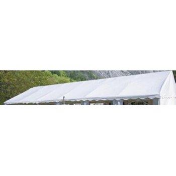 Náhradní střecha k party stanu 4 x 6 m, bílá D02672