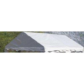 Náhradní střecha k party stanu 3 x 4 m, bílá D02667