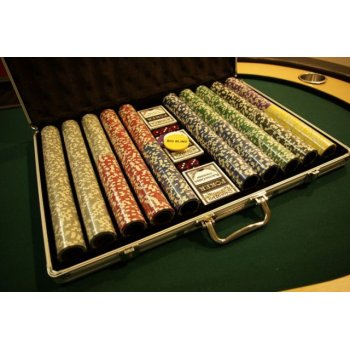 Pokerset 1000 ks design ultimate D01029