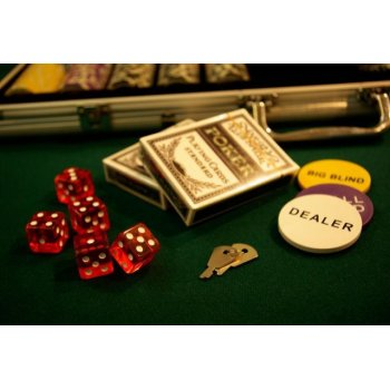 Pokerset 1000 ks design ultimate