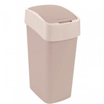 Odpadkový koš FLIPBIN 50l - savanna CURVER R31358