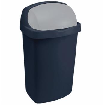 Koš na odpadky ROLL TOP 10 l - modrý R31423