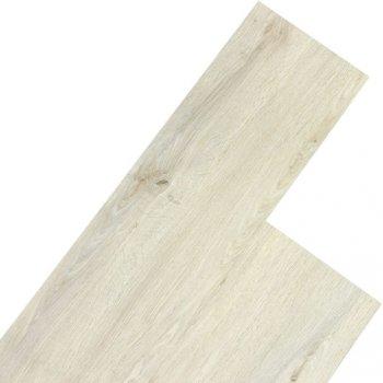 Vinylová plovoucí podlaha STILISTA® 5,07m², bílý dub M32514