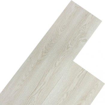 Vinylová plovoucí podlaha STILISTA® 5,07m², bílá M32513