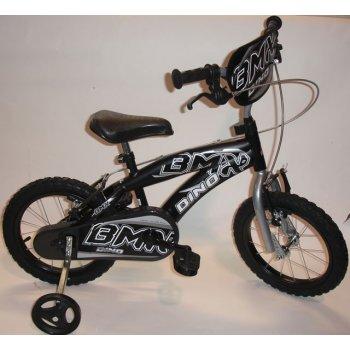 "Dino BMX 145XC černá 14\"" 2014 AC30146"