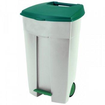 Velká platová popelnice nášlapná 110 L CURVER R31499