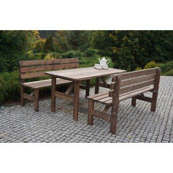 Zahradní dřevěný stůl MIRIAM R30152