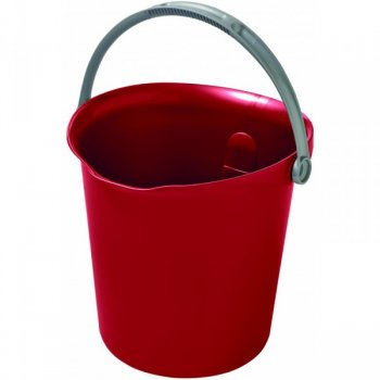 Uklízecí kbelík 9l - červený CURVER R31509
