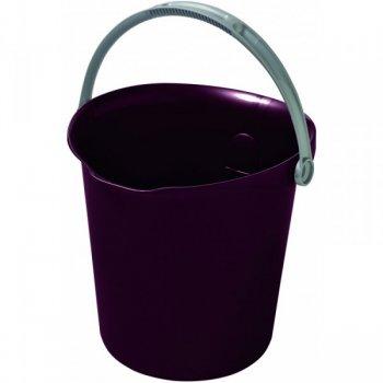 Úklidový kbelík 9l - tm. modrofialová CURVER R31510