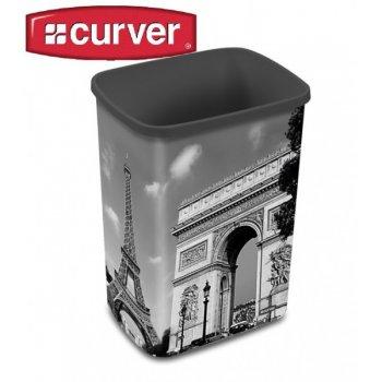 Odpadkový koš FLIPBIN 25l bez víka - PARIS CURVER R31345