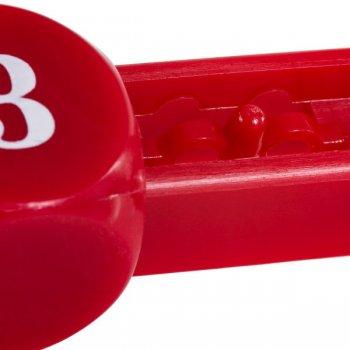 TUNIRO® Manuální počítadlo pro fotbálky  červená / žlutá, 2 ks