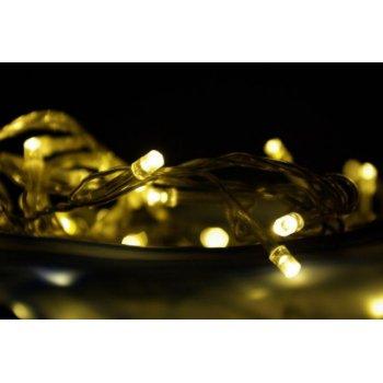 Vánoční LED osvětlení - teple bílé, 20 diod D29367