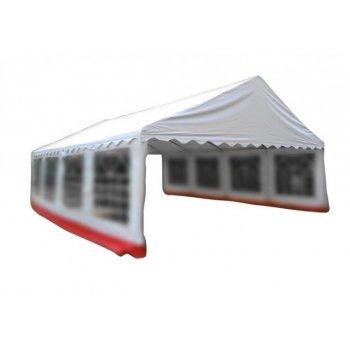 Náhradní střecha k zahradnímu stanu 6 x 8m - bílá D32104