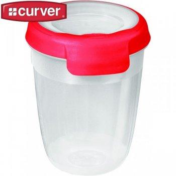 Plastová dóza GRAND CHEF 0,55 l - červená CURVER R32187