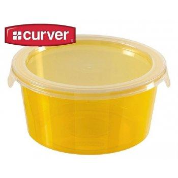 Plastová dóza DECO CHEF 1,2 L - oranžová CURVER R32226