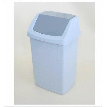 Koš odpadkový 15l CLICK- luna CURVER R31405