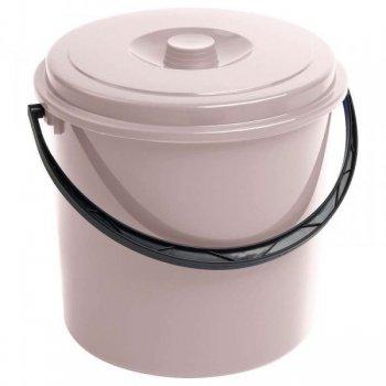 Univerzální kbelík S VÍKEM 16l - savanna CURVER R31511