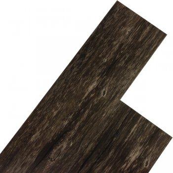 Vinylová plovoucí podlaha STILISTA® 5,07m², rustikální tmavý dub M32515
