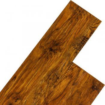 Vinylová plovoucí podlaha STILISTA® 5,07m², ořešák červenohnědý M32520