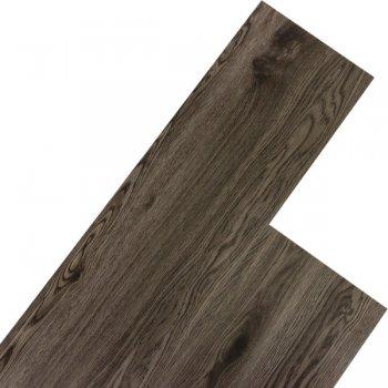 Vinylová plovoucí podlaha STILISTA® 5,07m², tmavě šedý dub M32550