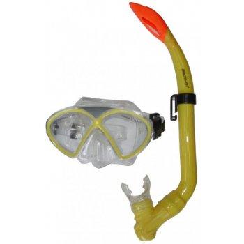 BROTHER P1569-98 Dětská potápěčská sada - žlutá
