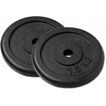 Sada 2 závaží na činky 7,5 kg D27180