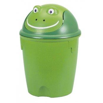 Odpadkový koš dětský - Žába CURVER R32476