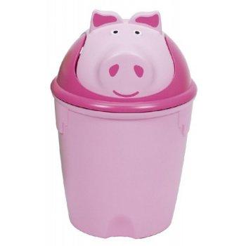 Odpadkový koš dětský Prasátko CURVER R32475