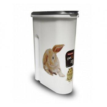 Dóza na krmivo 1,5 kg - králíček CURVER R32439