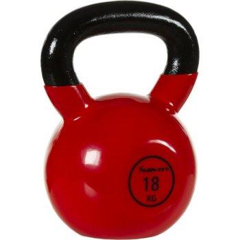 Kettlebell činka 18 kg MOVIT® s vinylovým potahem M32905