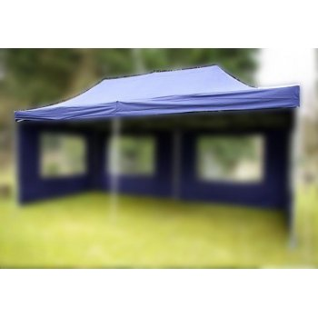 Náhradní střecha k party stanu 3 x 6 m, modrá D02670