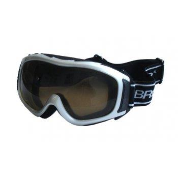BROTHER B255-S lyžařské brýle DÁMSKÉ - stříbrné